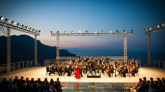Il Concerto all'Alba a Ravello